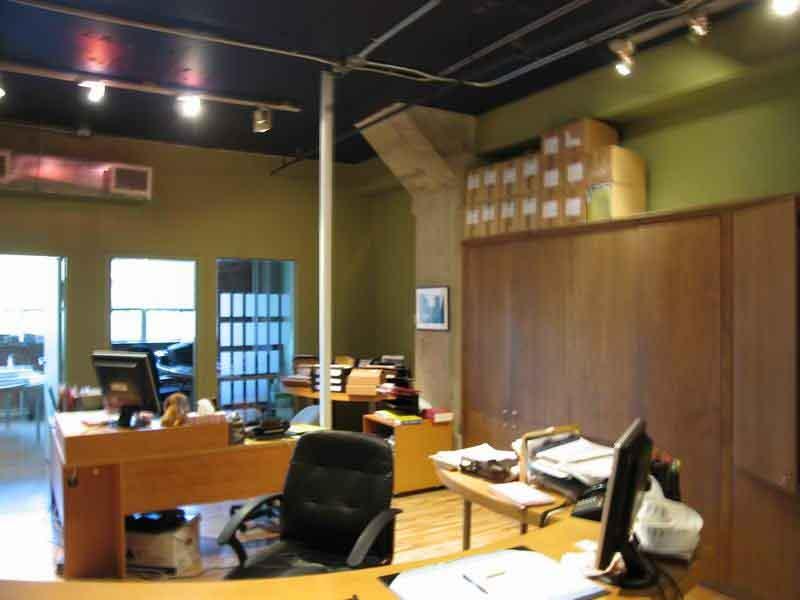 Location bureaux style loft for Bureau style loft
