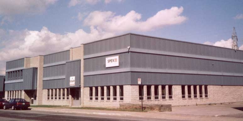 Industrial space for lease greater montreal